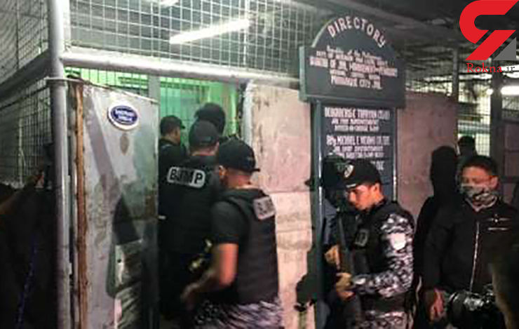 10 زندانی فیلیپینی و چینی در انفجار نارنجک کشته شدند