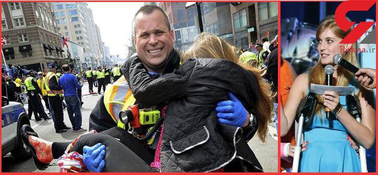 بازمانده انفجار بوستون، در ابوظبی کشته شد