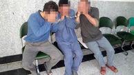 توقیف 3 خودروی حامل بار قاچاق در کرمانشاه