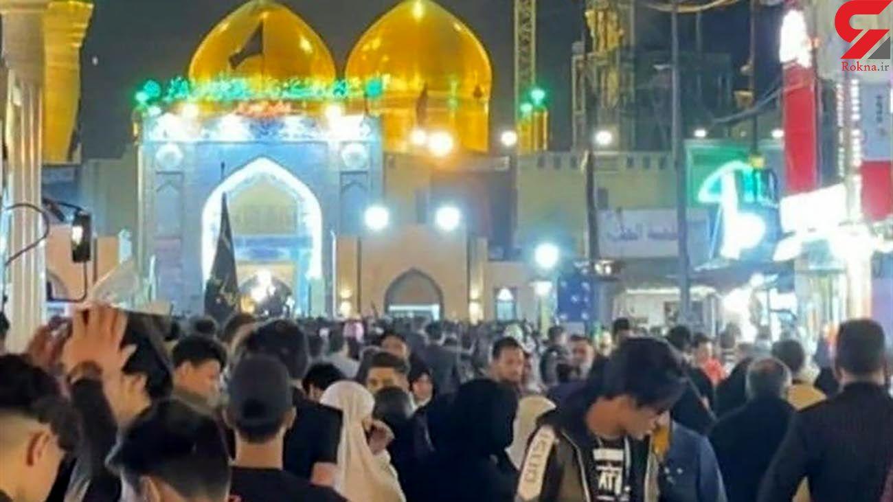 بازداشت عامل انتحاری انفجار در میان زوار امام کاظم (ع)