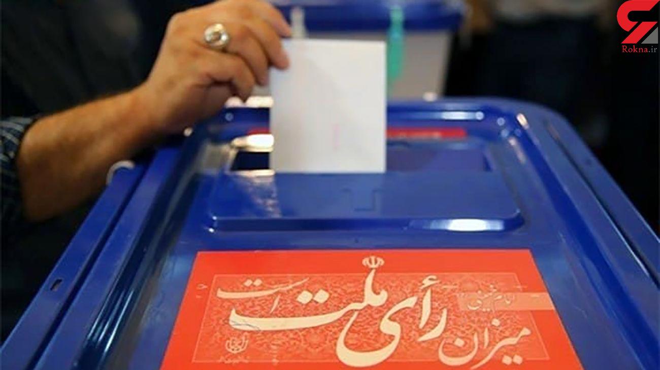 اقدامات بهداشتی ستاد انتخابات کشور برای روز رایگیری