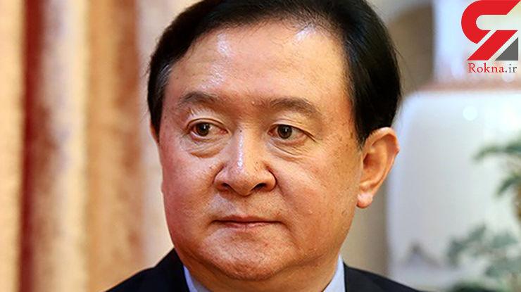 واکنش سفیر چین درخصوص درگذشت چند ایرانی مبتلا به کرونا + عکس