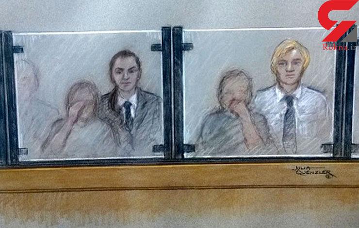 حبس ابد برای دو دختر نوجوان و خشن