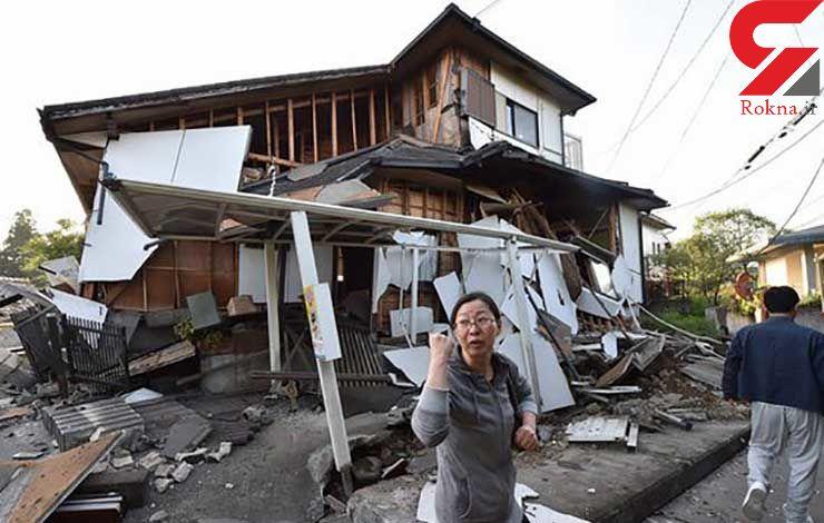مشکل کمبود غذا در بین زلزلهزدگان ژاپن