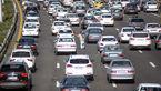 ترافیک نیمه سنگین در آزادراه کرج-تهران/ وضعیت جوی آرام در جادههای کشور