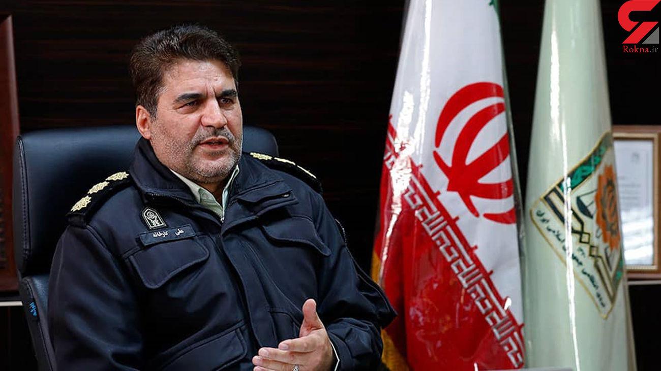 راز شلیک 6 گلوله بامداد سیزده به در خیابان طالقانی تهران / 2 دزد حرفه ای دستگیر شدند