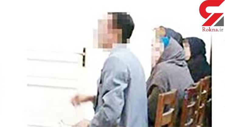 زن خیاط شوهر نازایش را کشت! / در تهران رخ داد + عکس