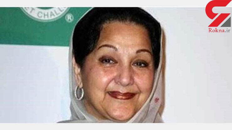 همسر نواز شریف درگذشت