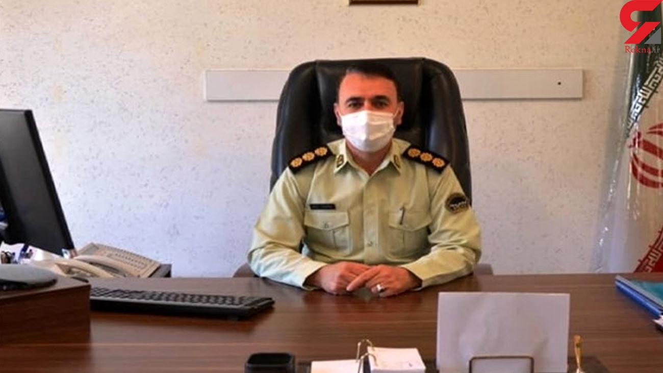 دستگیری عاملان 26 فقره سرقت و 13 موتورسیکلت مزاحم در شهرکرد