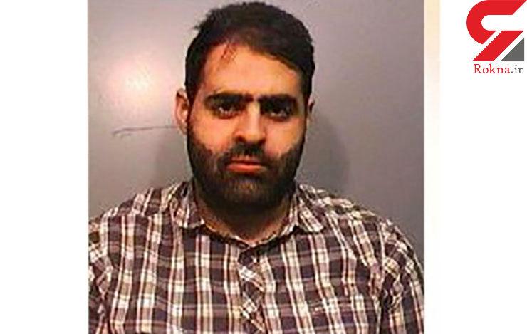 ازدواج راننده تاکسی با دختر جوان برای پیوستن به داعش / این مرد دستگیر شد + عکس