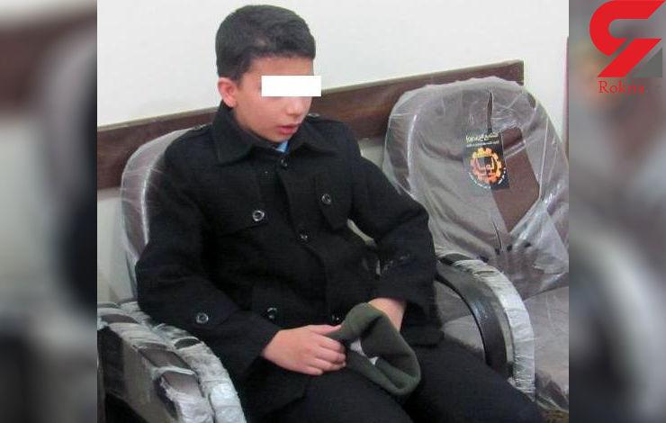 در کمتر از 48 ساعت صورت گرفت:  رهایی گروگان 8 ساله از اسارتگاه پنهان