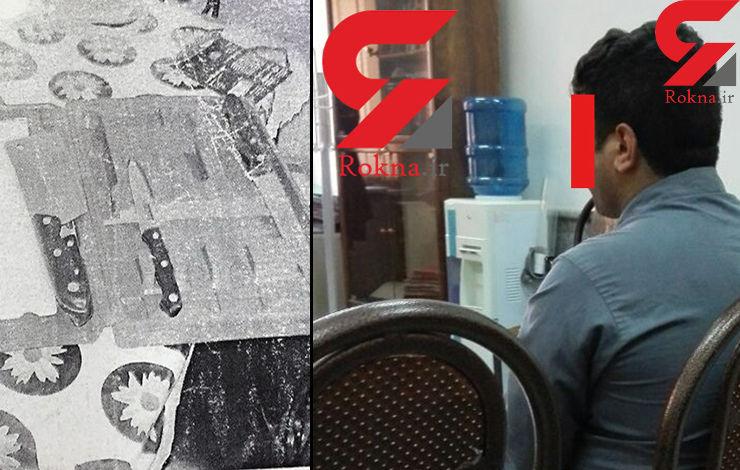 اعتراف زشت مرد به آزار و اذیت مرگبار زنش توسط یک دوست+عکس
