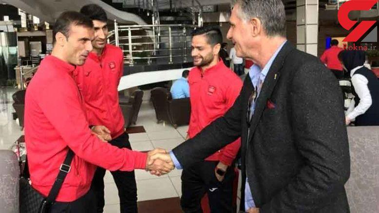 واکنش کی روش به خداحافظی سیدجلال حسینی از تیم ملی