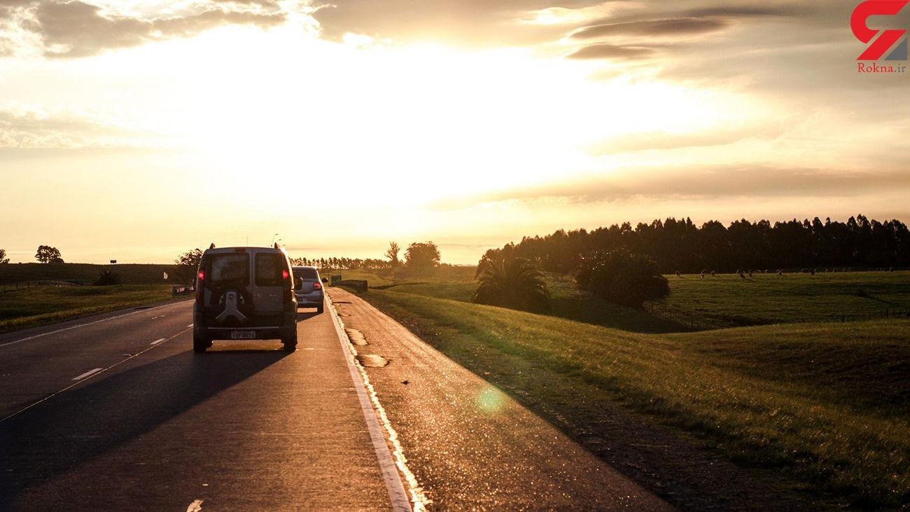 سفر نروید حتی اگر جاده ها باز باشند / کرونای انگلیسی در کمین است