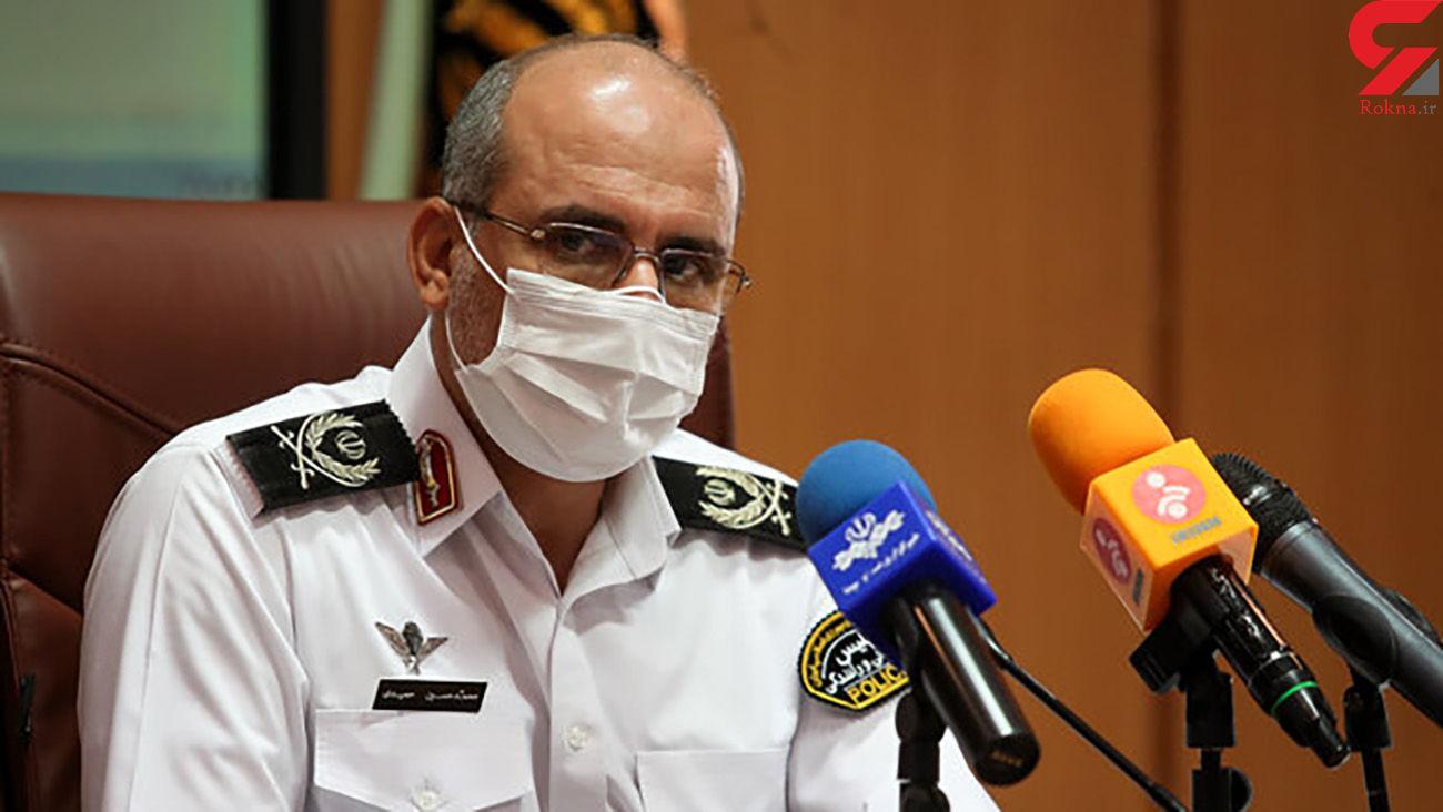 سردار حمیدی : برخورد پلیس با وانت بارهای دوره گرد و دستفروش