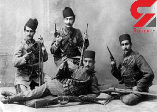 تایخچه نظمیه در ایران از آغاز تا حال