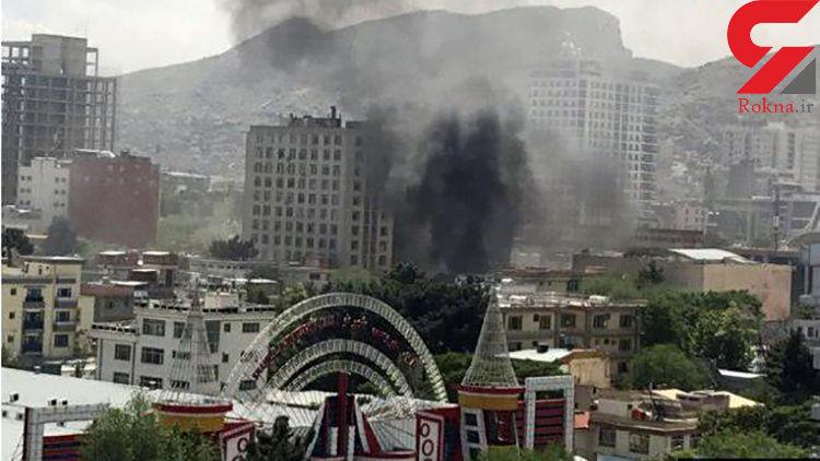 انفجار قوی در مرکز شهر کابل