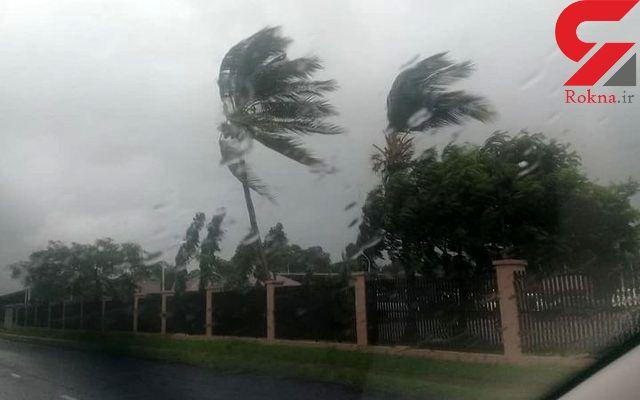 اسکان اضطراری بیش از ۱۸ هزار نفر پس از طوفانِ جزیره فیجی