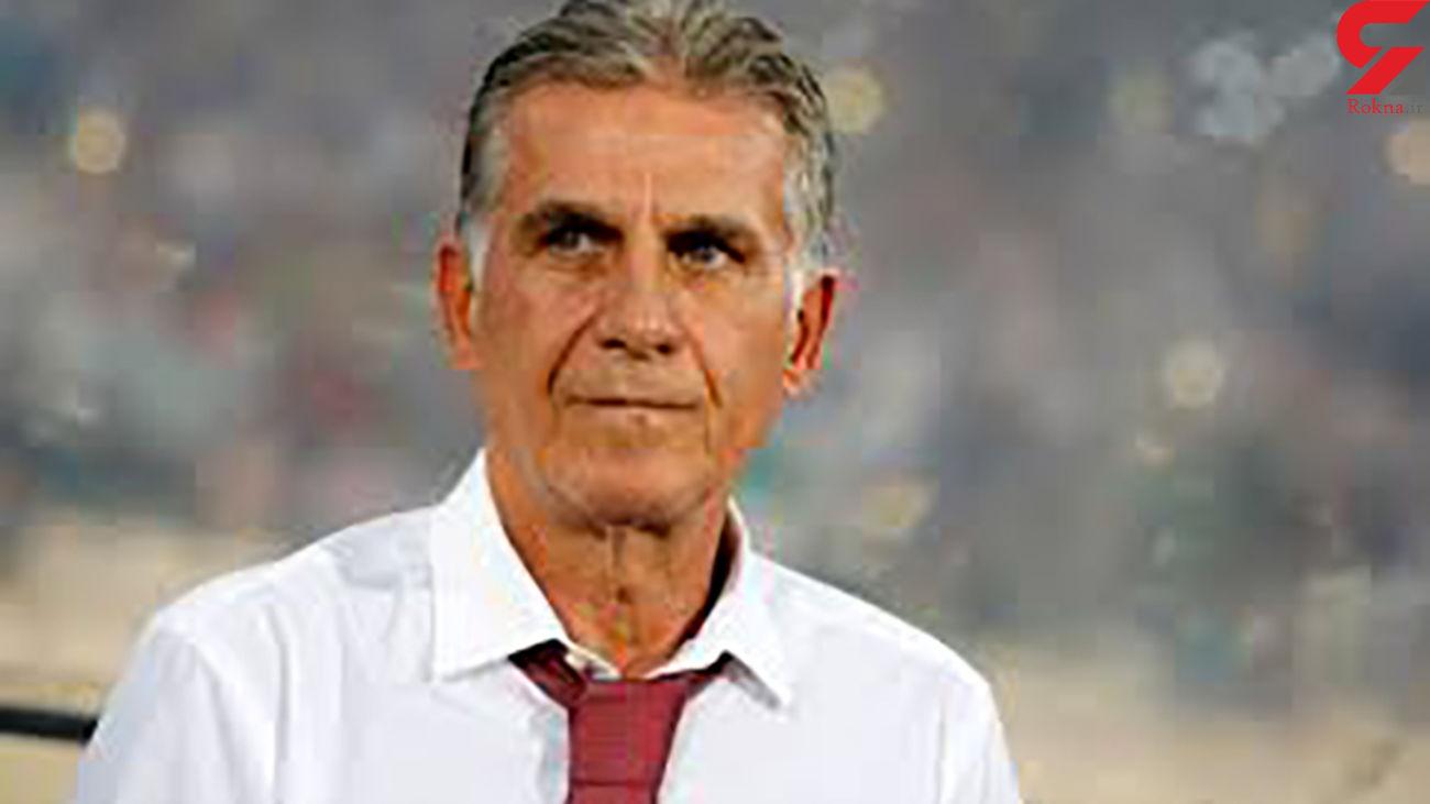 بازیکن ایرانی مورد علاقه کارلوس کیروش که نابود شد!
