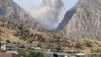 حمله مجدد هوایی ترکیه به مواضع گروهک پ.ک.ک