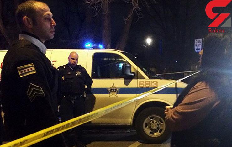 پلیس آمریکا نوجوان عصبانی را با گلوله مجازات کرد