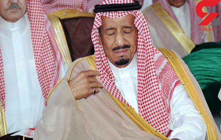 انتقال محرمانه شاه عربستان به بیمارستان