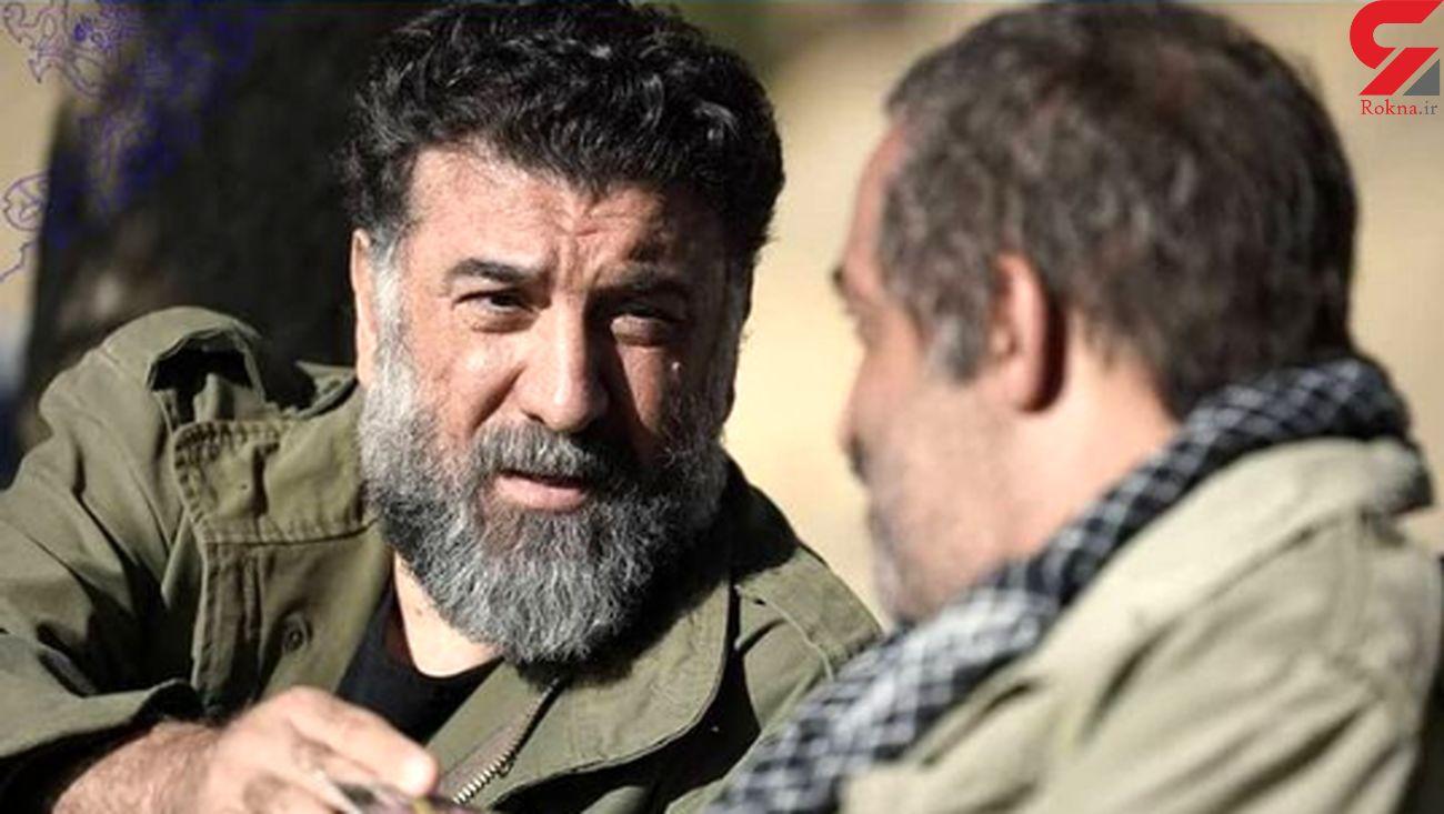 آخرین عکس به جامانده از علی انصاریان در سینما