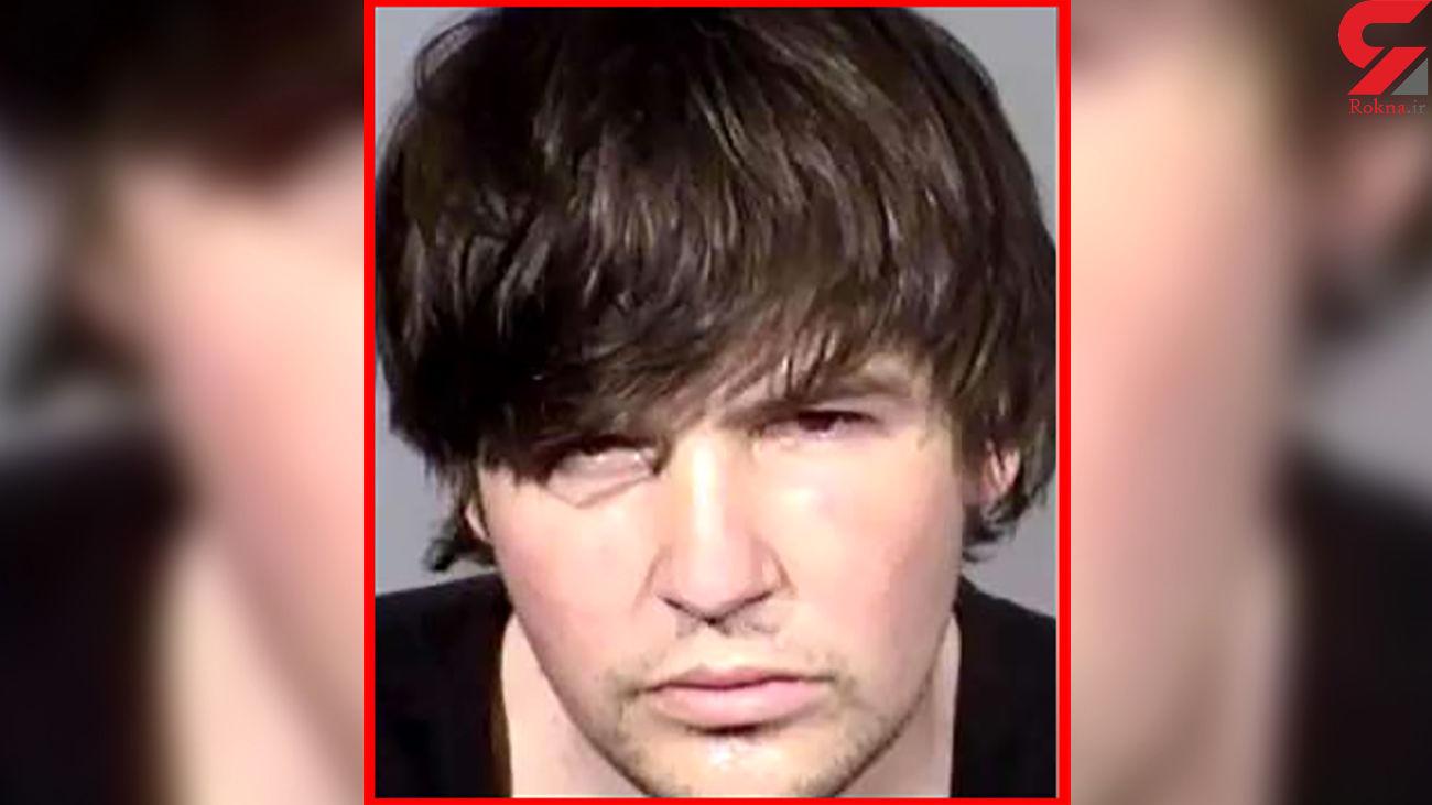 بازداشت مافیای کوکائین + عکس متهم