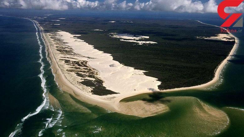 شنیترین جزیره دنیا کجاست؟