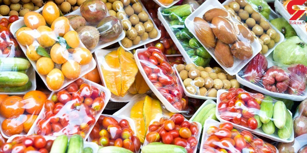 احتمال آلوده بودن مواد غذایی وارداتی به کرونا وجود ندارد