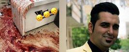 فرو کردن چاقو در گردن موبایل فروش اسلامشهری