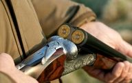 دستگیری شکارچی خلافکار در ابهر