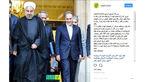 تبریک نجفی شهردار تهران به رئیس جمهور + عکس