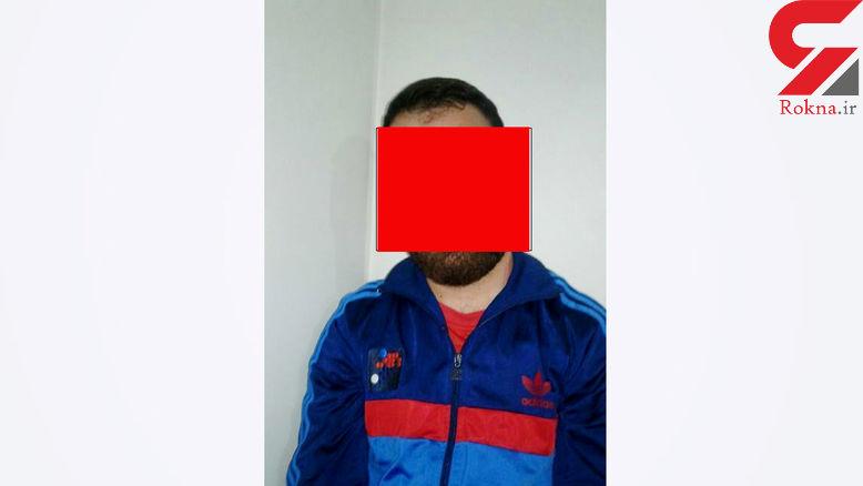 سارق حرفه ای کارگاه های صنعتی اسلامشهر دستگیر شد+عکس