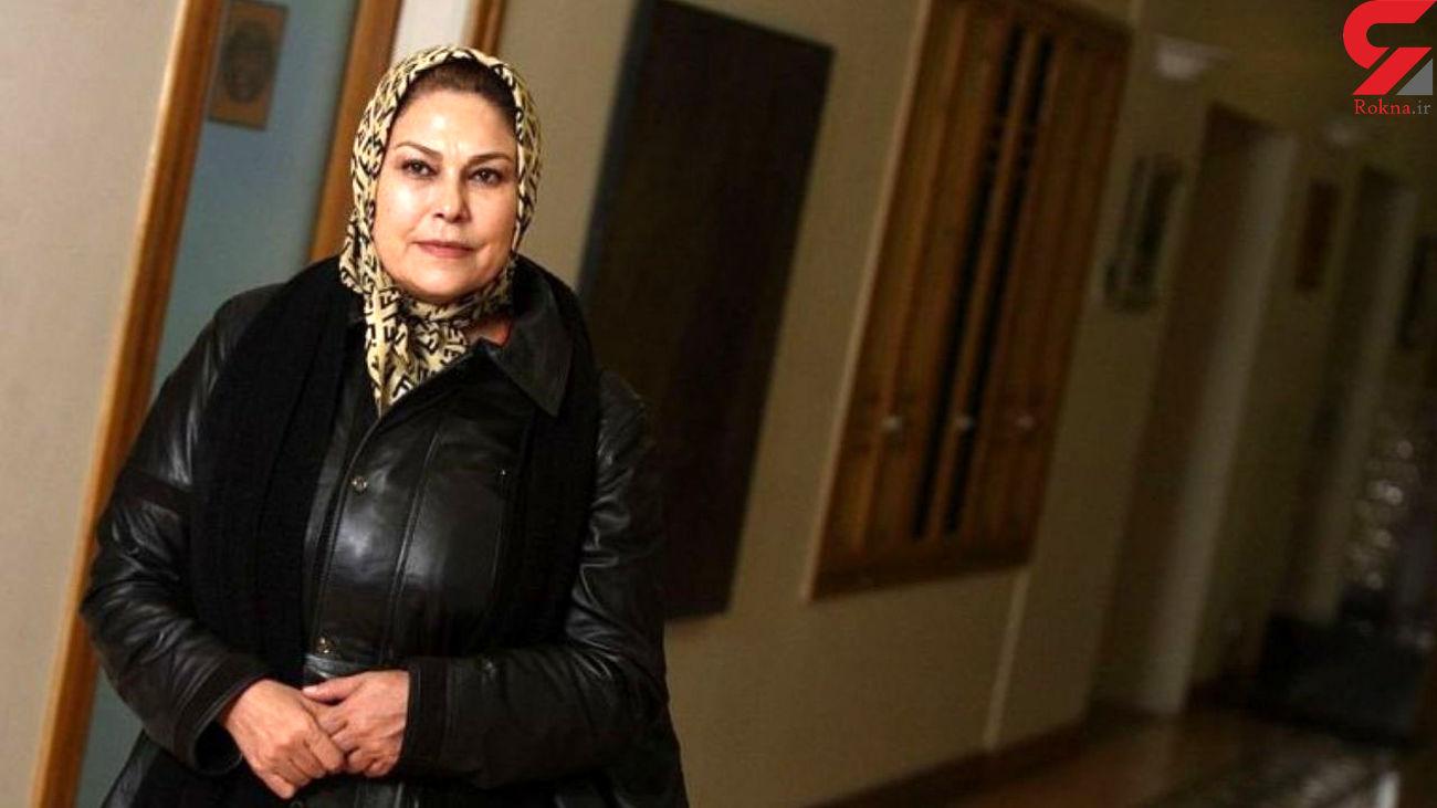 فیلم / مهرانه مهین ترابی، مهران مدیری را غافلگیر کرد