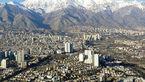 بو بد تهران به خاطر گوگرد و فعالیت های آتشفشانی دماوند! + توضیحات