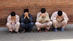 اذیت و آزارگروهی به یک زن در بیابان های جنوب تهران/ رسیدگی به پرونده 4آزارگر خارج از نوبت +عکس