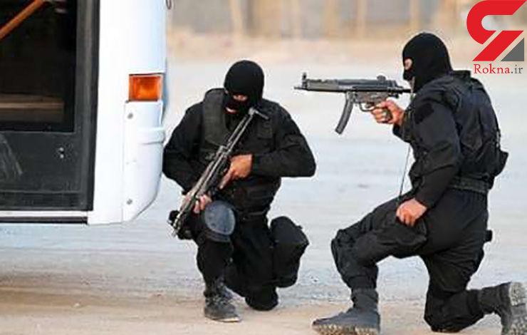 دستگیری سارقان مسلح بانک در کمتر از 2 ساعت