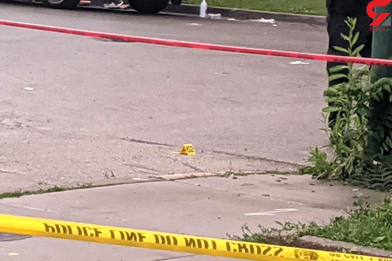 براثر تیراندازی در ایالت ایلینوی یک کودک ۸ ساله کشته شد