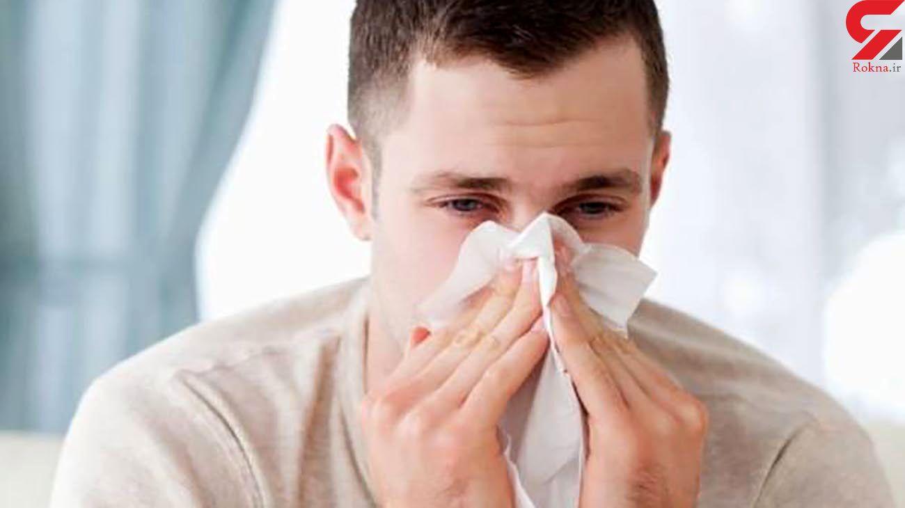 گرفتگی بینی ویروس را بیشتر پخش میکند