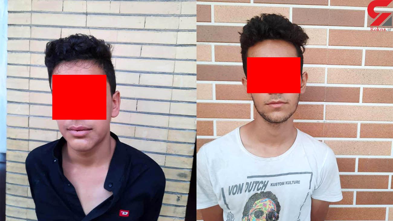 انهدام باند سارقان مسلح در خرمشهر + عکس