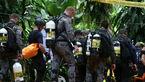 کشته شدن یک غواص در حین نجات چند جوان گیر افتاده در غار