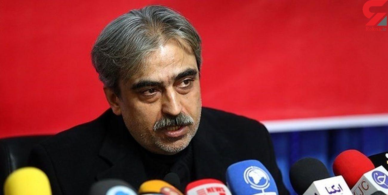 احتمال قتل قاضی منصوری بهدست  منافقین/ چرا منصوری مسافر قشم ایر نشد !