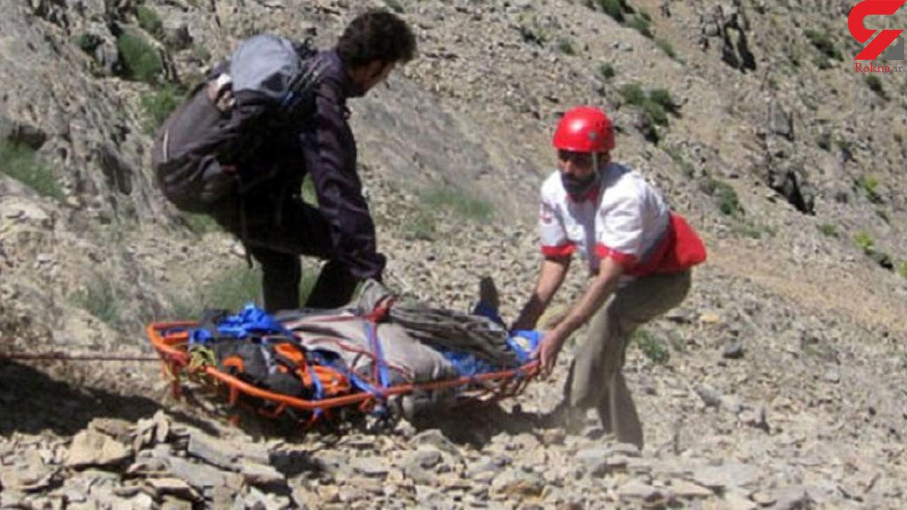 کشف جسد زن جوان مهرانی در کوه