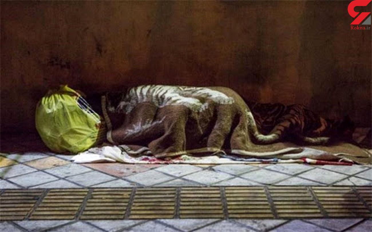 زندگی زیرزمینی زنان کارتن خواب  + فیلم