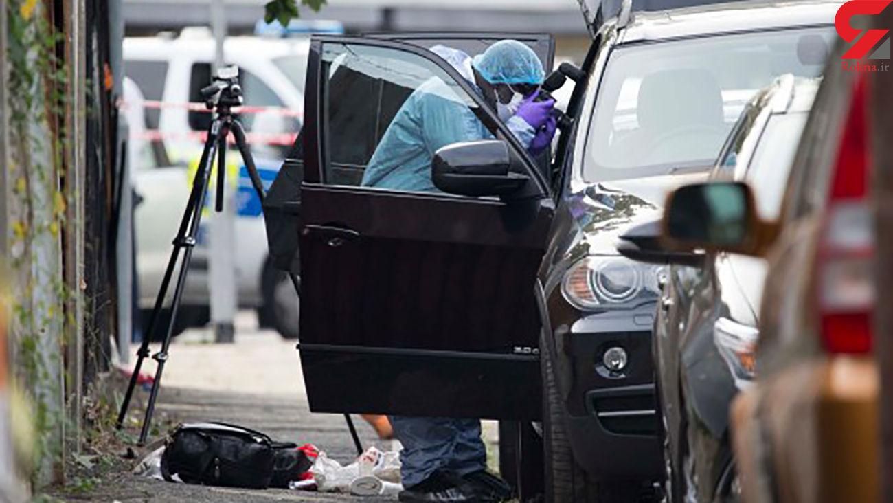 خودکشی زن و مرد جوان در خودروی لاکچری / راز بند ناف در آغوش زن جوان چه بود؟