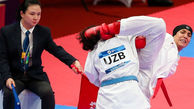 سلام عباسعلی به المپیک ۲۰۲۰ با کسب مدال طلا