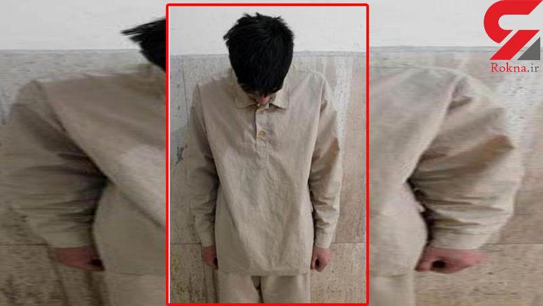 دزد فراری در جای عجیبی دستگیر شد +عکس