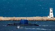 Iran Navy spots foreign submarine amid military drill