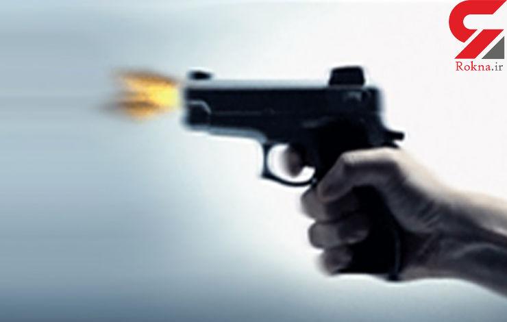 سرکلانتر نهم پلیس پایتخت مجرم اسلحه به دست را مهار کرد